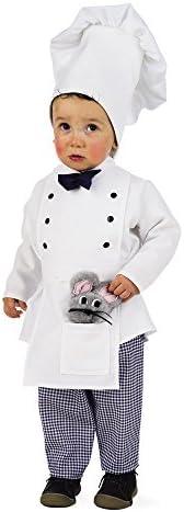 Limit Limit Limit Sport mb229 – Baby Costume 3 pièces de cuisson (Pantalon de Chapeau de Chemise avec tablier) 8c519e