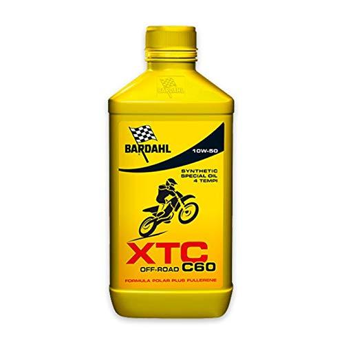 Olio motore sintetico XTC C60 Off Road SAE 10W-50 1lt