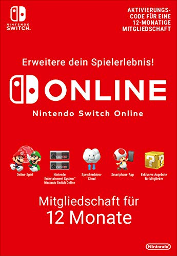ne Mitgliedschaft - 12 Monate | Switch Download Code ()