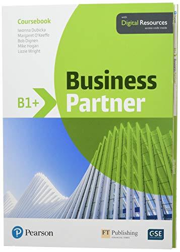 Business Partner B1+ Coursebook Workbook and dig resources
