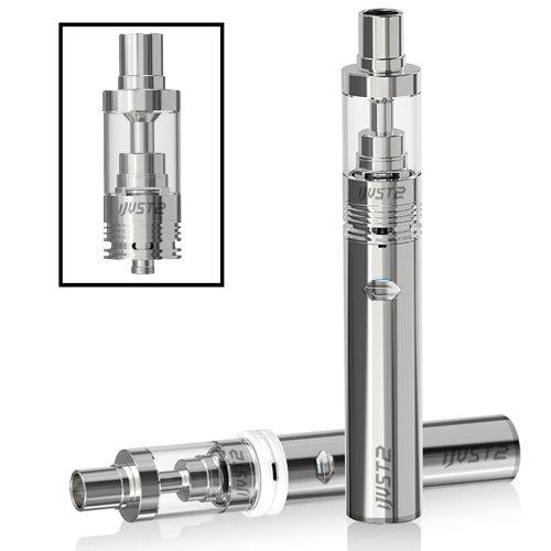 Eleaf ijust2 Starter Set E-Zigarette 5,5ml Verdampfer 2600mAh Akku Nikotinfrei Komplett Set