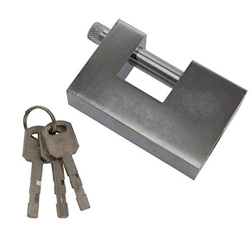 Massives Metall Sicherheits-Bolzenschloss Vorhängeschloss für Rollgitter Ketten ect.