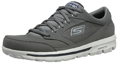 Skechers  on the GO Rookie Trainers Men Charcoal/Navy(CCNV) Size: 39 EU/ 5.5 UK