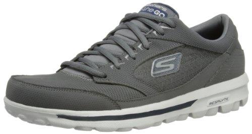 Skechers on-the-GORookie 53569 Herren Sneaker Grau (CCNV)