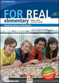 For real. Elementary. Multimedia pack. Per le