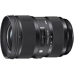 Sigma Objectif 24-35 mm F2.0 DG HSM Art - Monture Nikon