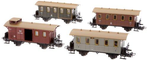 """Preisvergleich Produktbild Wagenset """"Preußische Personenwagen"""", Verpackung sortiert"""