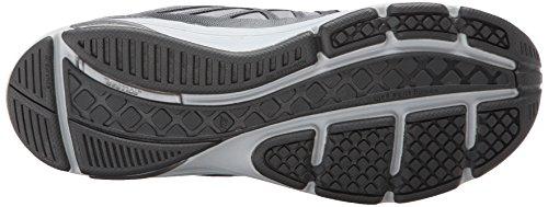 New Balance Women's 847v2 Walking Shoe,Black,US 6.5 2E Dark Grey/Silver