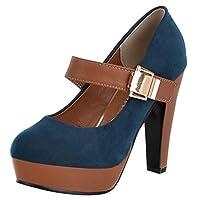 FNKDOR 2019 Brand Women Fashion Super High Metal Patchwork Ankle Strap Platform Pump Work Evening Party Dress Bridal High Heel Boots Round Toe Casual Shoes Orange
