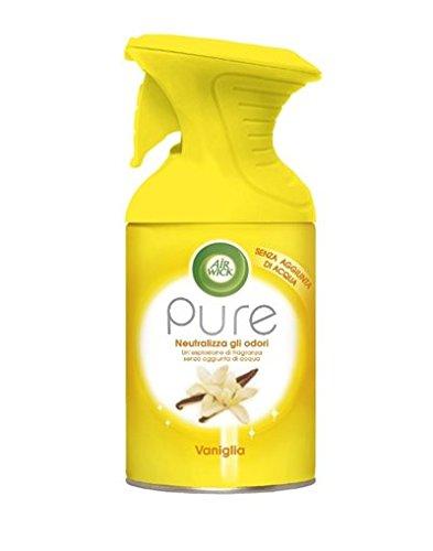 Air Wick Pure Spray, Vaniglia, 250 ml