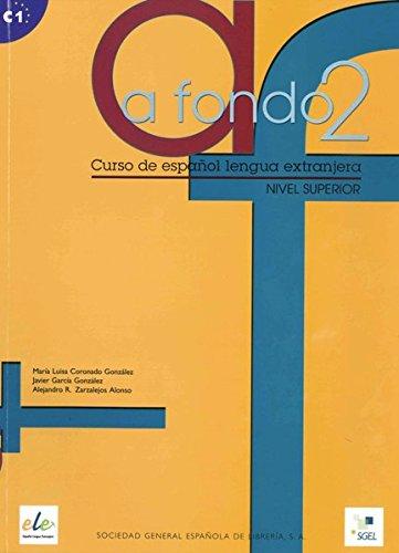 A fondo 02. Kursbuch: Curso de español lengua extranjera