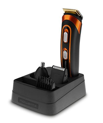 Rowenta Trim & Style Grooming Kit, tecnología Wet & Dry