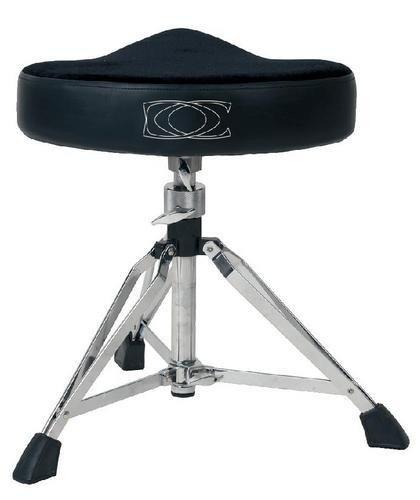 Basix F805162 Schlagzeughocker 600 Serie DT-410