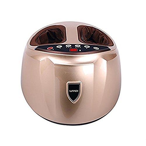 Máquina de masaje de los pies  Pyrus 3d Masajeador de pie shiatsu mezclar la máquina electrónica de masaje del pie de circulación del sangre
