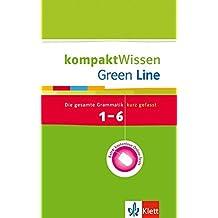 Green Line 1-6 -  kompakt Wissen: Die gesamte Grammatik kurz gefasst