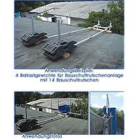 ESDA-Erweiterung zur Flachdachbefestigung