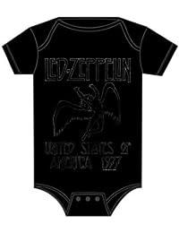 Led Zeppelin - Baby Body 1977 Vintage (in 3/6 Monate)