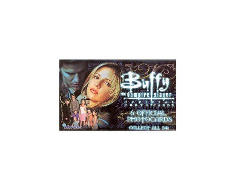 Buffy The Vampire Slayer–officielle Photocards, Divers