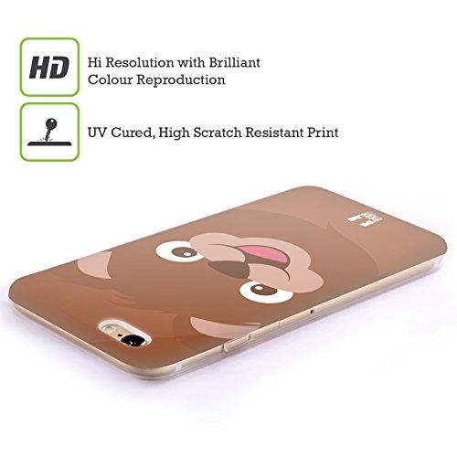 Head Case Designs Faro Chevron Nautiche Cover Morbida In Gel Per Apple iPhone 7 Plus / 8 Plus Orso