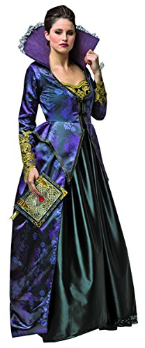 Once Upon A Time Evil Queen Adult Costume Small (Once Upon A Time Kostüm)