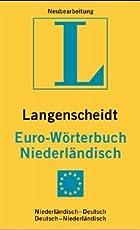 Langenscheidts Eurowörterbuch Niederländisch