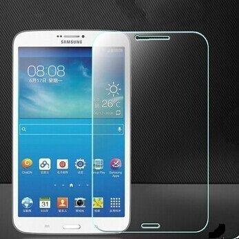 Hartglas Folie Schutzglas Displayschutz Folie aus gehärtetem Glas 0,3mm dünn für Ihr Samsung Galaxy Tab3 10.1