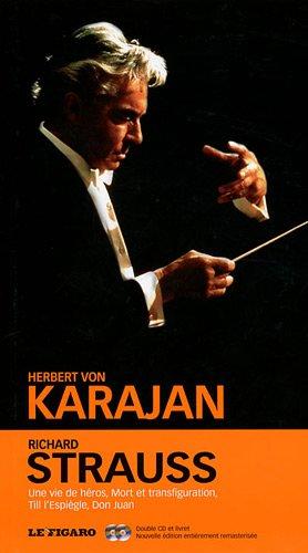 Richard Strauss, Volume 29 : Une vie de héros, mort et transfituration, Till l'espiègle, Don Juan (CD Inclus)
