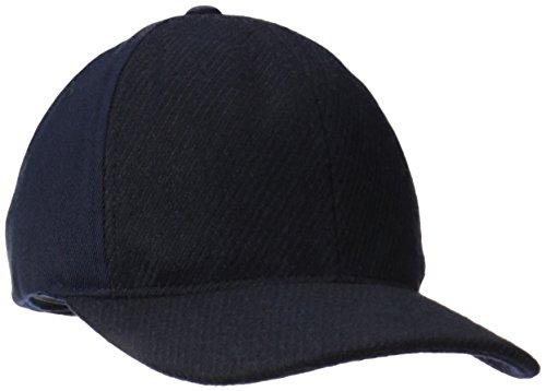 Imagen de kangol textured wool baseball  de béisbol, azul navy nv411 , large unisex adulto