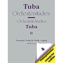 Orchesterstudien für Tuba Band 2 (DV 34002)