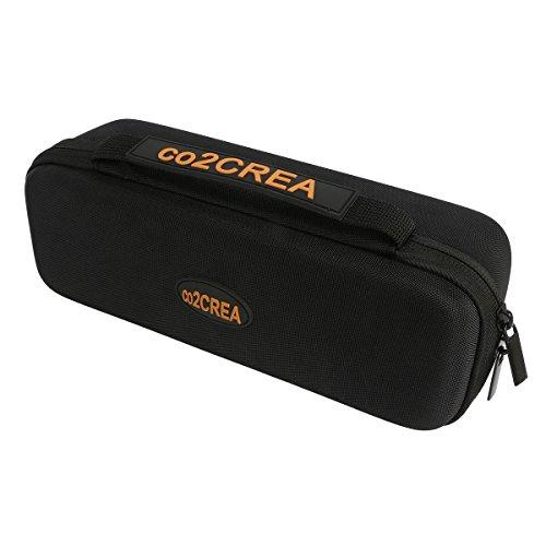co2CREA EVA stoßfest Reise Lagerung Tasche Taschen Hülle für Anker Stereo Portabel Wireless Bluetooth 4.0 Speaker Lautsprecher (A3143) - 4