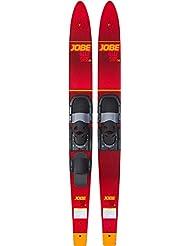 Jobe Allegre Combo los esquís rojos