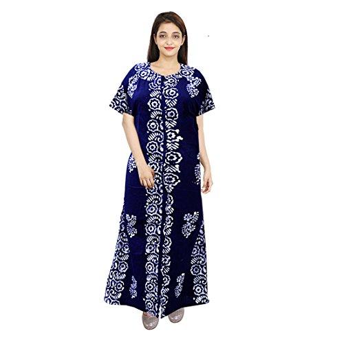 Women Cotton Nighty, Gown, Sleepwear, Nightwear, Maxi - Soft and Stylish Night Suit, Cotton