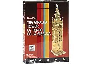 CubicFun Puzzle 3D La Torre de la Giralda (CPA Toy Group Trading S.L. C0218)