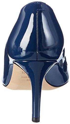 Hugo Hellia-p 10191381 01, Escarpins Femme Bleu (Open Blue)