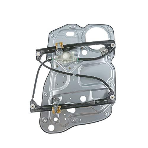 Fensterheber Elektrisch Ohne Motor Vorne Rechts für Touran 1T1 1T2 1T3 Bj.2003/02-2015/05