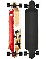 Longboard MAXOfit Long Beach 9 capas de arce, 104 cm, 19119