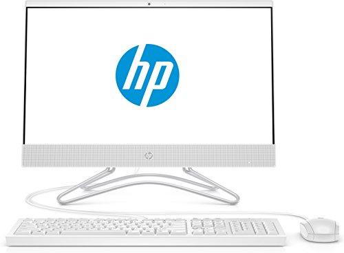 HP 22-c0211ns 2.00GHz J4005 Intel Celeron 21.5' 1920 x 1080Pixeles Blanco PC Todo en uno - Ordenador de sobremesa All in One (54,6 cm (21.5'), Full HD, Intel Celeron, 4 GB, 1000 GB, Windows 10 Home)