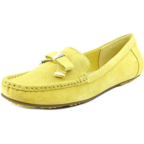 isaac-mizrahi-alia-femmes-us-85-jaune-mocassin