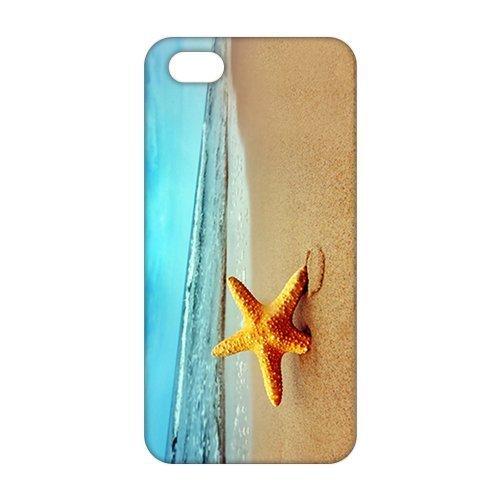 3D Starfish Sea Beach For SamSung Galaxy Note 3 Phone Case Cover