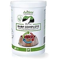 AniForte Barf Complete Pulver 500g für Hunde, Hochwertiges und natürliches Ergänzungsmittel beim Barfen, Reich an Mineralstoffen