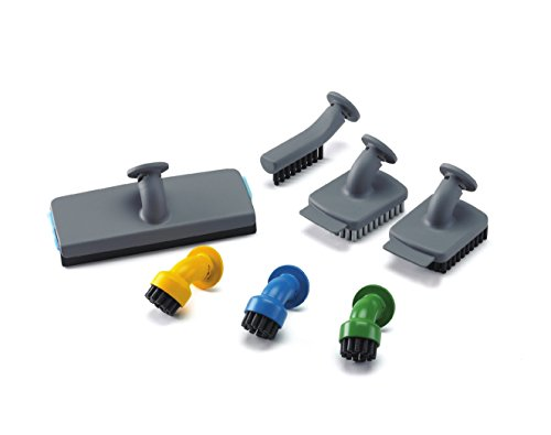 Newsbenessere.com 41WHFTLi8tL BLACK+DECKER FSMH21A-XJ Set di Accessori per la Pulizia della Casa