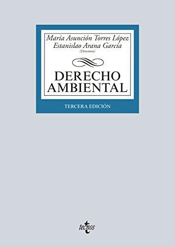 Derecho Ambiental (Derecho - Biblioteca Universitaria De Editorial Tecnos) por María Asunción Torres López