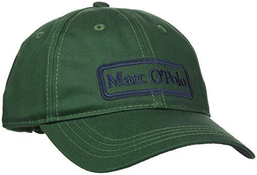 Marc O'Polo Herren 828836401046 Baseball Cap, Grün (Jungle 476), One Size (Herstellergröße: OSO)