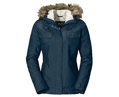 Jack Wolfskin Damen Jacke Wattiert Cypress Mountain Jacket mallow purple
