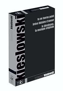 Coffret Kieslowski : Tu ne tueras point / Brève histoire d'amour - Édition 2 DVD [Inclus le CD de la BOF Le Décalogue]