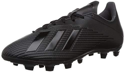adidas Herren X 19.4 Fxg Fußballschuhe, Schwarz (Core Black/Core Black/Utility Black Core Black/Core Black/Utility Black), 44 EU
