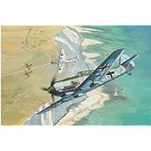 Revell Micro Wings Messerschmitt Bf109E Aircraft Plastic Model Kit by Revell