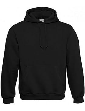 B&C Herren Kapuzenpullover / Hoodie / Kapuzensweater