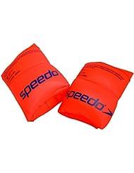 Speedo Roll Up Armbands Ju, Bracciali Nuoto Bambino, Orange (Ora), 03_06