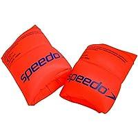 Speedo Roll Up Armbands JU Braccioli, Arancio